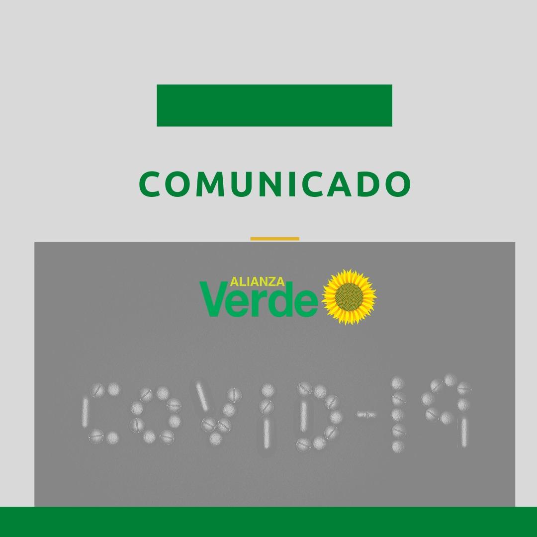 Covid 19 Comunicado