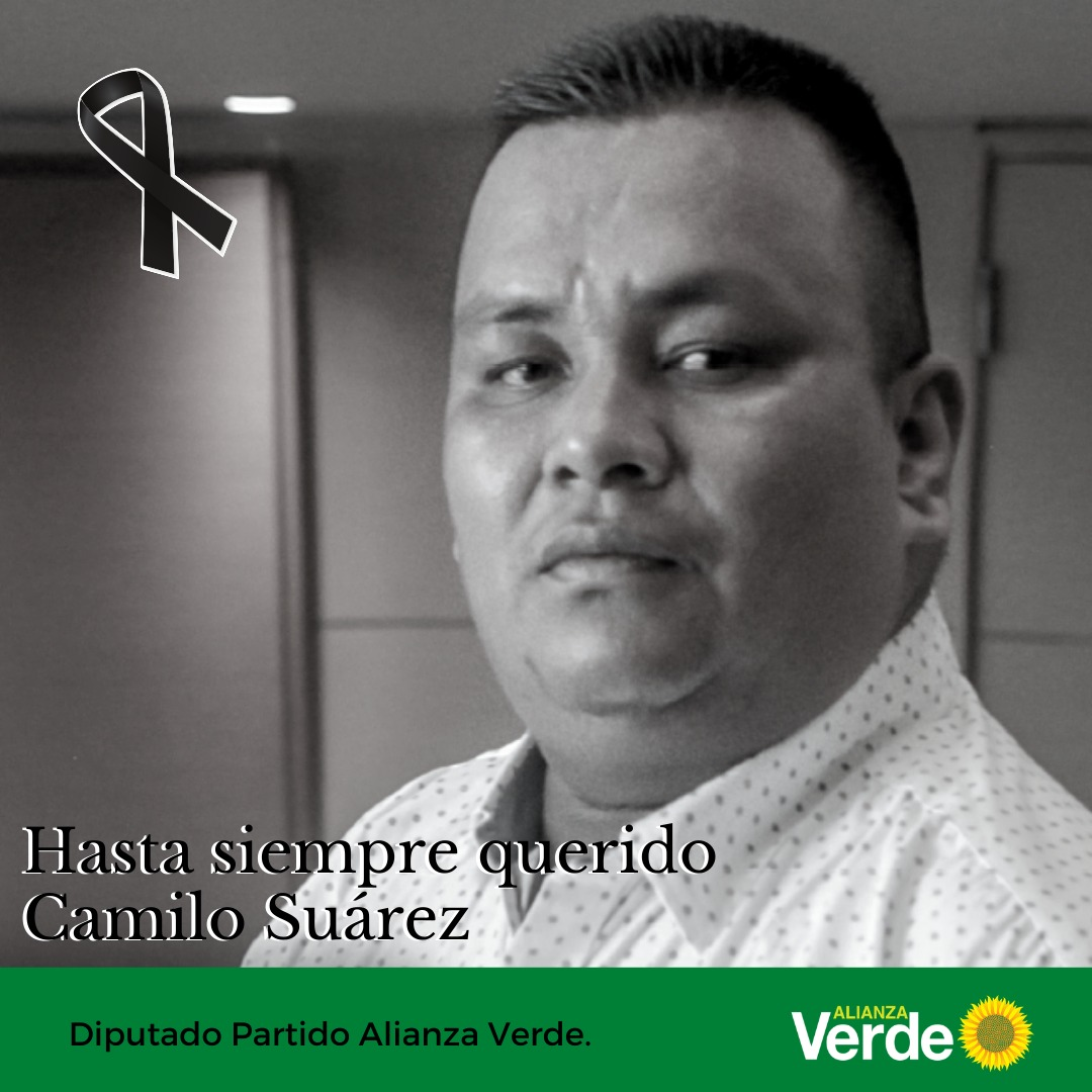 Fallecimiento Camilo Suárez